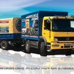 LKW Fahrschule Ausbildungsfahrzeug MB Atego 1024 mit Anhänger