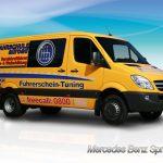 LKW Fahrschule Fahrzeug Sprinter